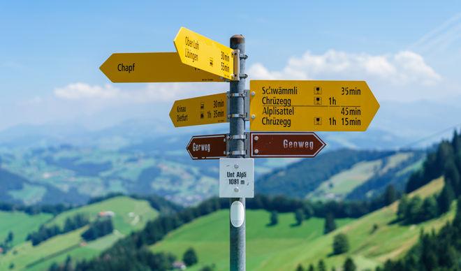 Zurich Hiking Trails