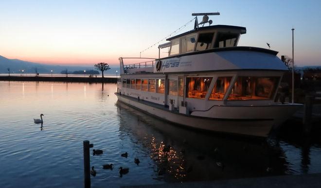 Schifffahrtsbetrieb Hensa – Erlebnis auf dem Wasser