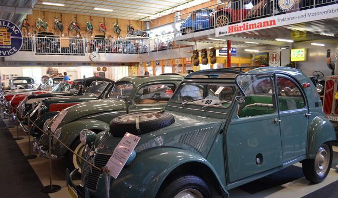 Junod Vehicle Museum