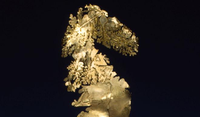 Siber+Siber's Gold Museum