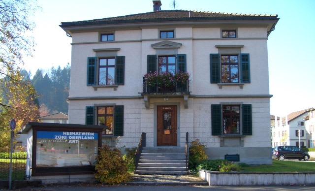 Heimatwerk Zurich Oberland