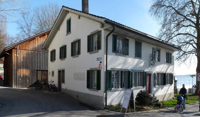 Museum at Lake Pfäffikon
