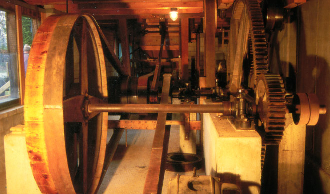 Stockrüti Water Wheel Mill