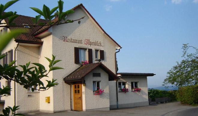 Panorama-Restaurant Alpenblick