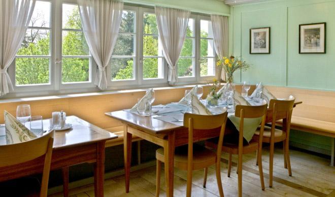 Gyrenbad Restaurant