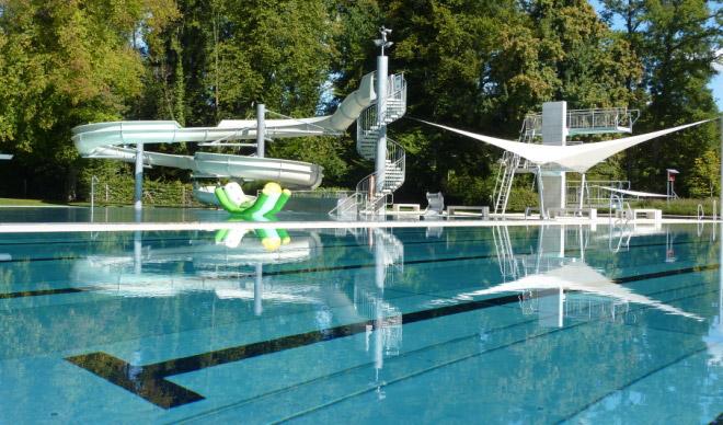 Rüti – Schwimmbad
