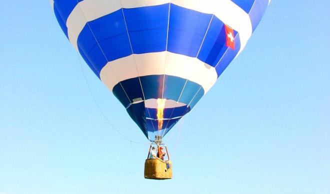 Balloon Passenger Rides