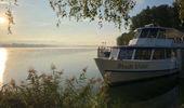 Kulinarische Schifffahrten auf dem Greifensee