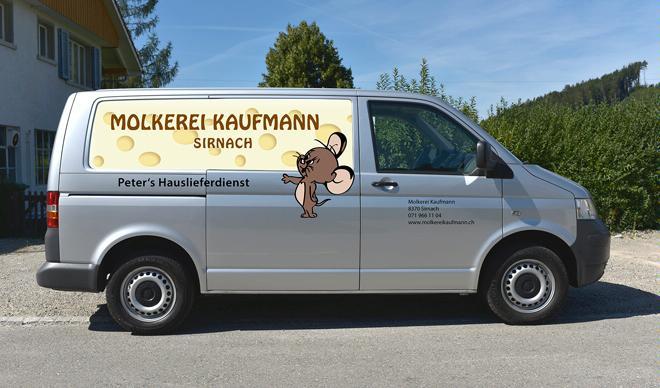 Molkerei Kaufmann