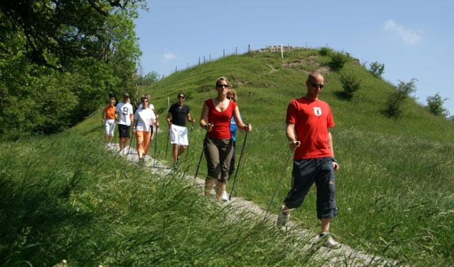 Nordic Walking Parcours am Schauenberg