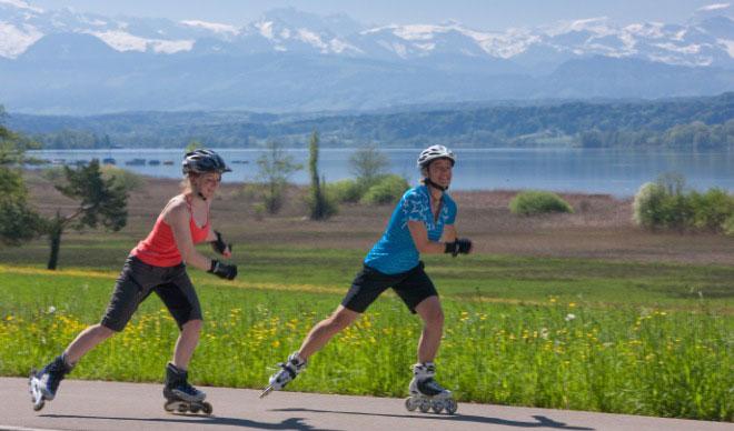 Greifensee Skate