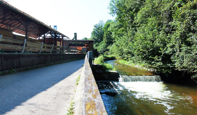 Industrial History and Nature at Kempt Valley