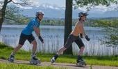 Skaten am Greifensee