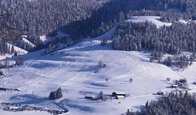 Fischenthal ski area
