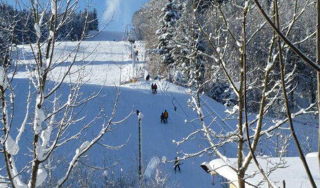 Oberwangen Ski Area