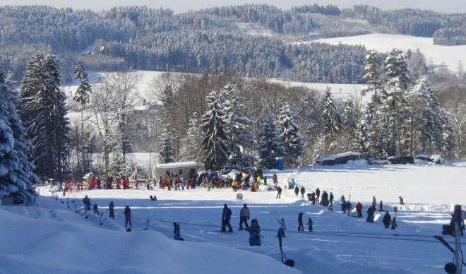 Schafbüel Ski Lift, Wildberg