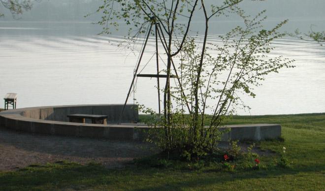 Maur – Public Bath at Lake Greifensee