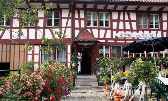 Freihof Farmhouse Tavern