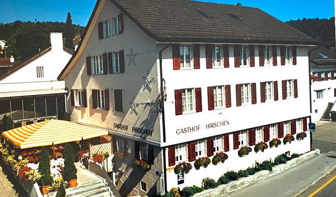 Hirschen Guesthouse, Hinwil
