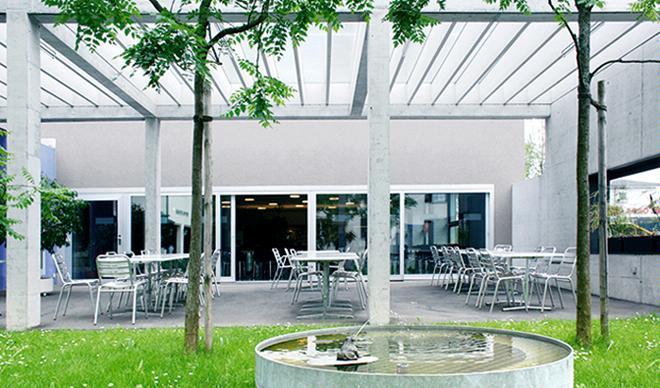 Palmeria Restaurant - Palme Foundation