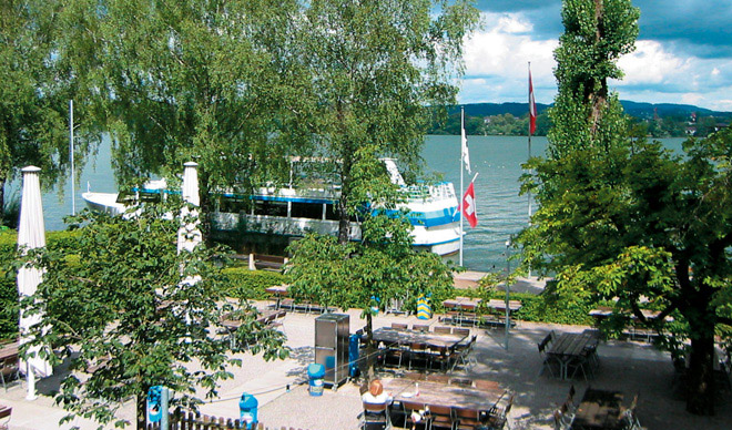 Seerestaurant Schifflände