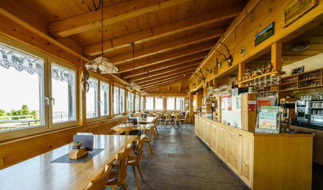 Chrüzegg Mountain Restaurant
