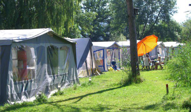 Campingplatz Auslikon