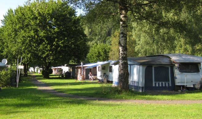 Campingplatz Saland