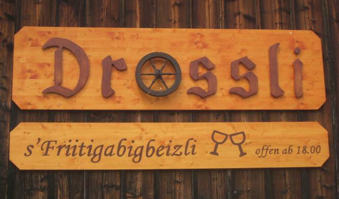 Drossli