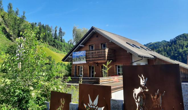 Holiday Apartments in the Töss Valley