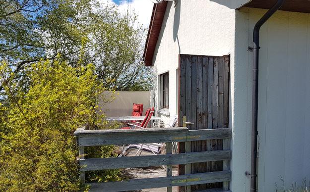 Ferienhaus im Wandergebiet Hörnli - Sternenberg