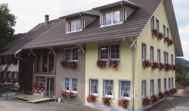 Gästehaus zum Tulpenbaum