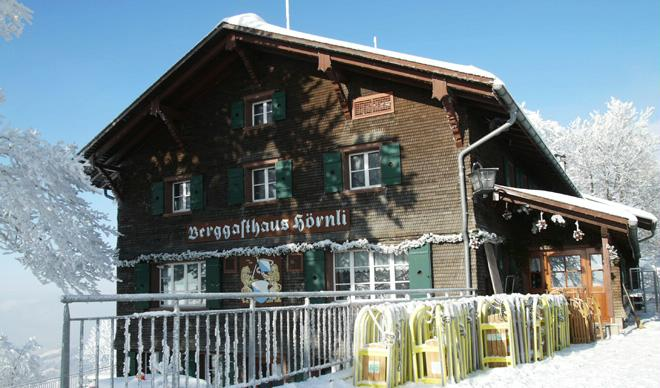 Hörnli Mountain Restaurant