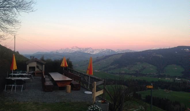 Hüttenberg Alpine Restaurant