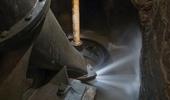 Wasserkraft und Arbeit