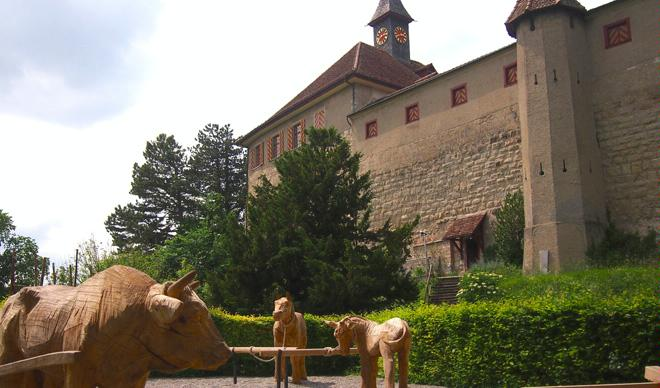 Kyburg Castle Museum