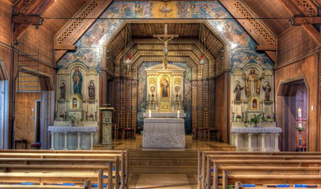 Wallfahrtskirche St. Antonius