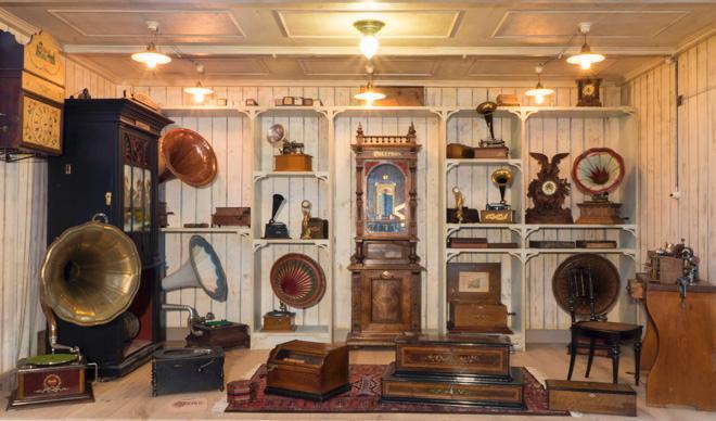 Klang-Maschinen Museum