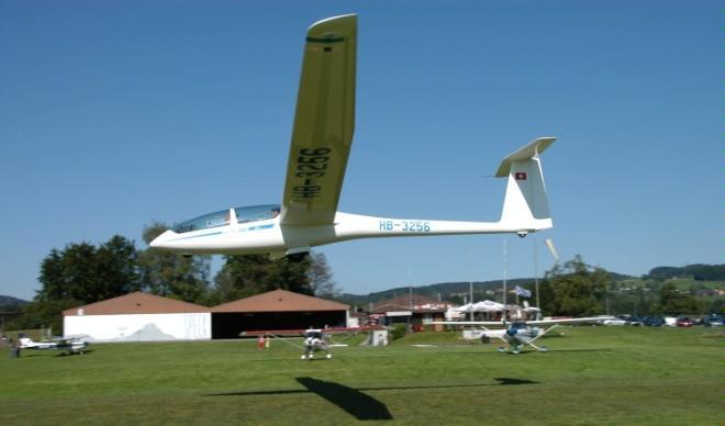 Flugplatz Speck
