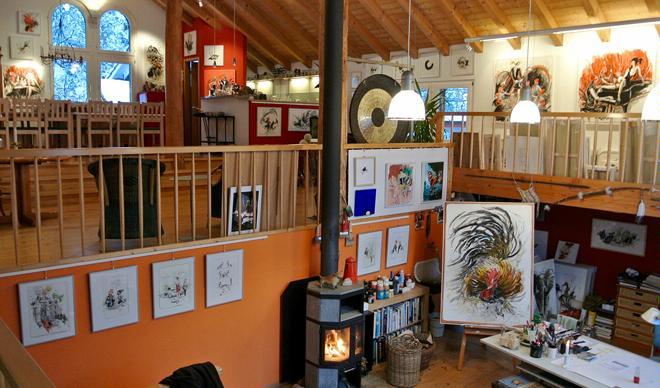 Studio Gallery Charly Bühler