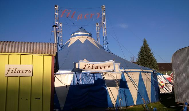 filacro – Circus im Herzen von Uster