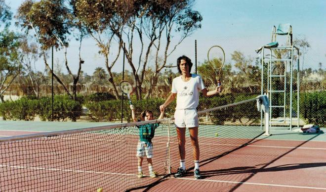 Escudero Tennis Academy