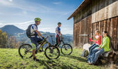 Workshop – Signalisation von Mountainbike-Routen