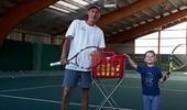 Tennis Academy Escudero, Enrico und Timo