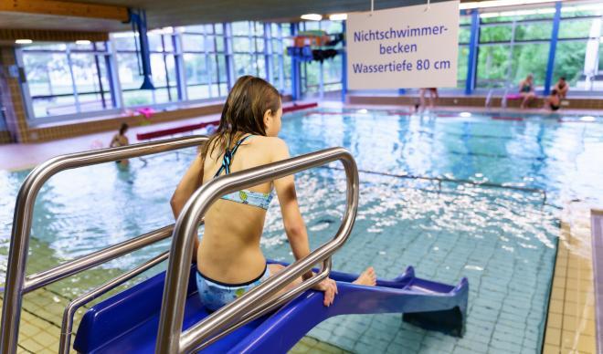 Bauma Indoor Pool