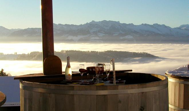 Alpine tub