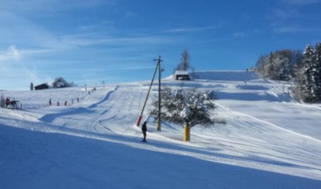 Snow Tour Bus