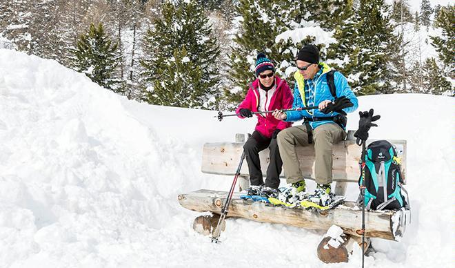 Snowshoe basics