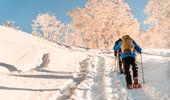 (Schneeschuh-) Wandern