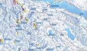 Winter Sports Map